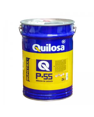 Quilosa Adhésif de contact bunitex p-55 24L Quilosa