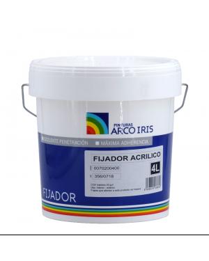 Pinturas Arcoiris Fijador Acrílico Arco Iris
