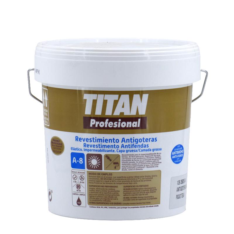 Caucho antigoteras a8 titan - Titan antihumedad ...