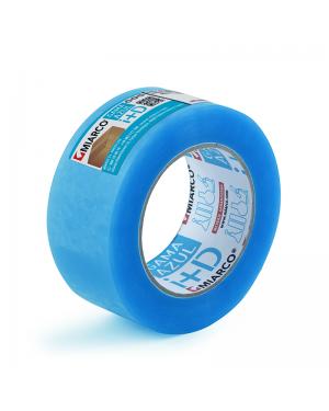 Miarco Precinto azul transparente 48mm x 132m Miarco