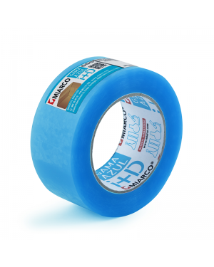 Miarco joint bleu transparent 48mm x 132m Miarco