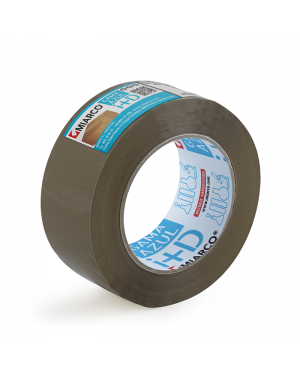Miarco Brown PP Seal 48mm x 132m Miarco