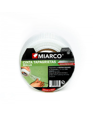 Miarco Miarco 50 mm x 20 m Füllband