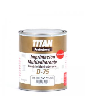 Titan Imprimación Multiadherente D-75 750 ml Titan