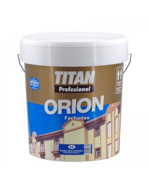 Titan Pintura Plástica Mate Fachadas A4 Titan