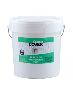Alber Cover Plaste de projection fine 20 kg Alber Cover