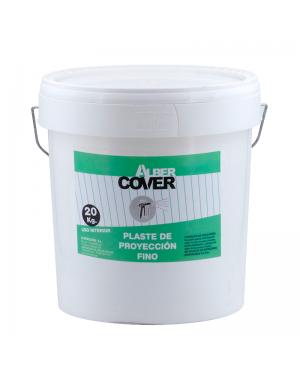 Alber Cover Plaste de proyección fino 20 kg Alber Cover
