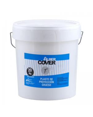 Alber Cover Plaste projeção espessa 20 kg Alber Cover
