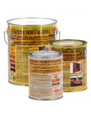 Mora-Lacke Brombeeröl farbloses Holz
