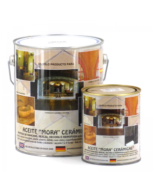 Mora enverniza o óleo de couro matte cerâmico de Moraine