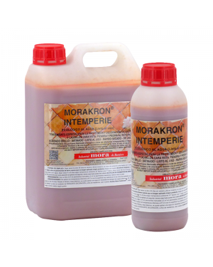 Varnish Morakron Protector Weatherproof to water