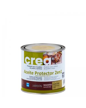 Olio protettivo 2 in 1 500 ml Crea di Montó