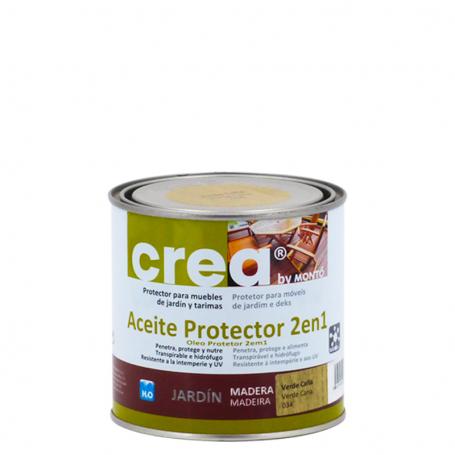 Aceite protector 2 en 1 500 ml Crea by Montó