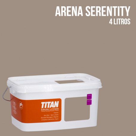 Titan Paint Colors Titan Edição Limitada