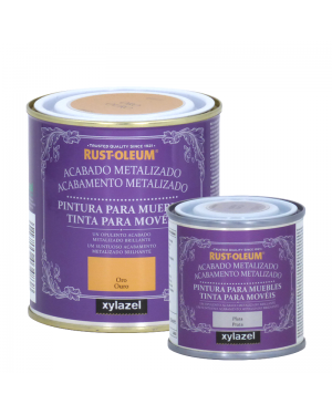 Rust-Oleum Painting Furniture Metallic Finishing Rust-Oleum Xylazel