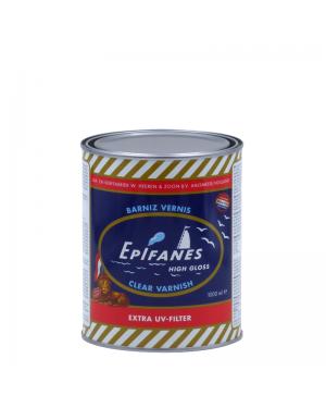 Epiphanes Marine Varnish High gloss Clear Vanish 1L Epifanes