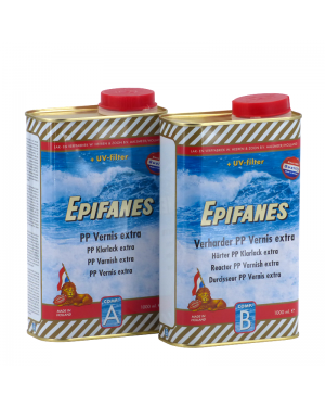 Epiphanes Priming PP Varnish 2 components 2L Epifanes