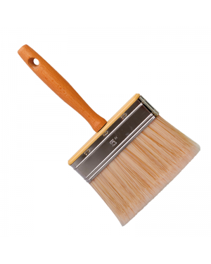 Jeivsa Pinsel und Pinsel Paletina canaria fibra Runder Holzgriff Jeivsa