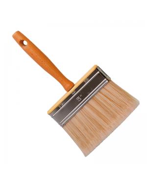Jeivsa Spazzole e pennelli Paletina canaria fibra Manico in legno rotondo Jeivsa