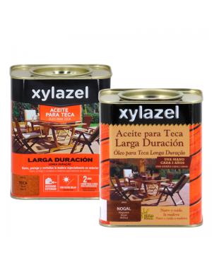 Xylazel Aceite para Teca Larga duración 750 ml Xylazel