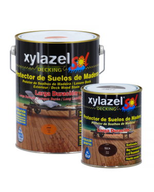 Xylazel Lasur Xylazel Sol Satin Decking