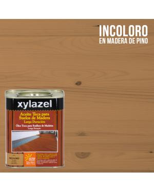 Xylazel Aceite Teca Suelos Larga Duración Xylazel