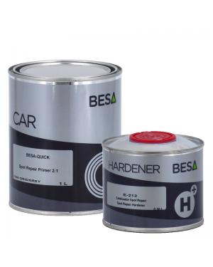 Besa Rigging UHS Express Primer BESA-QUICK Spot Repair 2: 1 1 L + 0,5 L