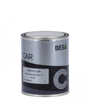 Besa Aparelho de um componente URKI-FILLER Cinza 1L BESA