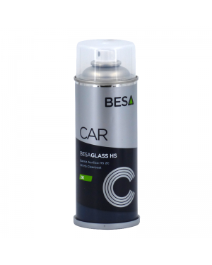 Besa Acrylic spray varnish BESA-GLASS HS 2C BESA