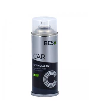 Besa Vernis acrylique pour aérosol BESA-GLASS HS 2C BESA
