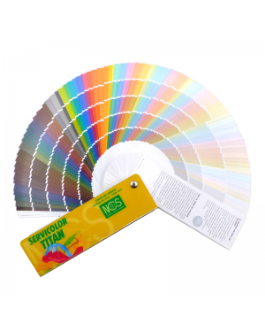 NCS color chart Selection 980 colors