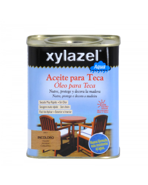 Xylazel Oil per acqua teak Xylazel
