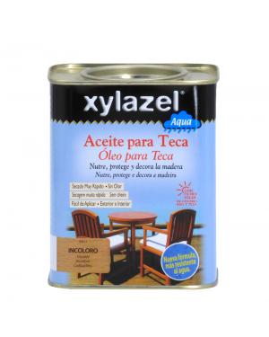Óleo de xilazel para Xylazel de teca de água