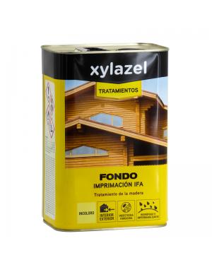 Para proteger o fundo de madeira Xylazel