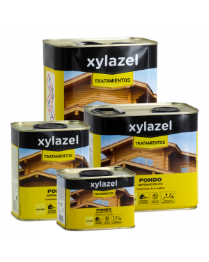 Xylazel Fund per proteggere il legno Xylazel