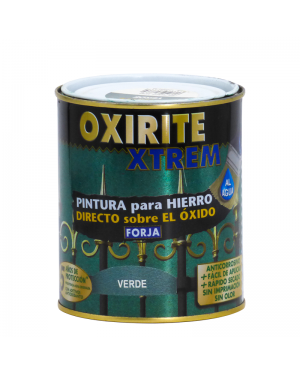 Paint for iron Oxirite Xtrem 750ml Xylazel