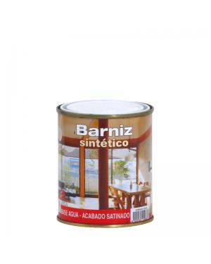Bupisa Barniz sintético al agua incoloro Satinado 375ml Bupisa