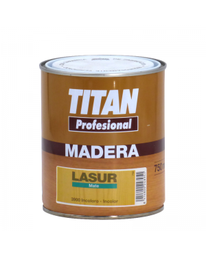 Titan Lasur colorless mat 750 ML Titan