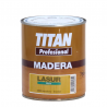 Titan Lasur mate incoloro 750 ML Titan