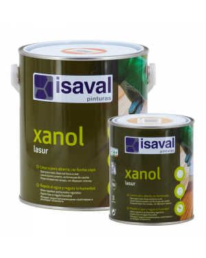 Isaval Paints Lasur satin Xanol Isaval