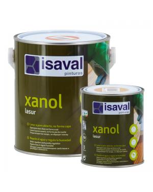 Isaval Pinturas Lasur satinado Xanol Isaval