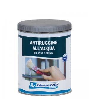 Renner Italia apprêt antioxydant à base d'eau, gris 750 ml Renner