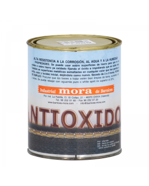 Lack Mora Lack Antioxidans Glanz 750 ml Mora