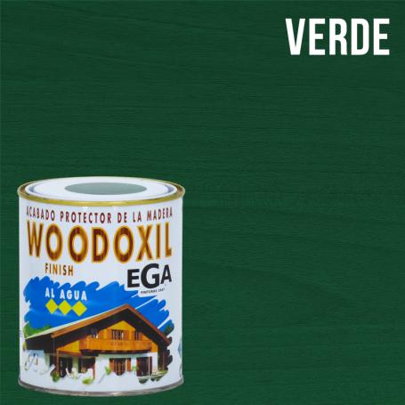 Pinturas EGA Protector de madera al agua WoodoXil 750 ML EGA