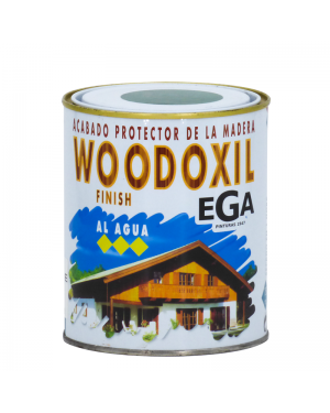 Vernici EGA Wood water protection WoodoXil 750 ML EGA