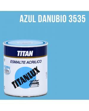 Titan Esmalte Acrílico Brillante Titanlux Colores