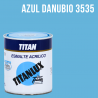 Titan Acrylic Esmalte Brilhante Titanlux Cores