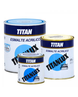 Titan Acrylic Smalto Shiny Titanlux Colors