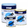 Titan Acrylic Smalto Shiny Titanlux Colors