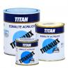 Titan Acryl Emaille Glänzende Titanlux-Farben